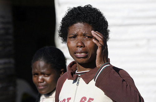 South Africa's Xenophobic Violence Displaces Thousands