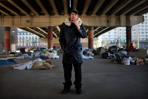 New Orleans Locals Still Homeless After Katrina