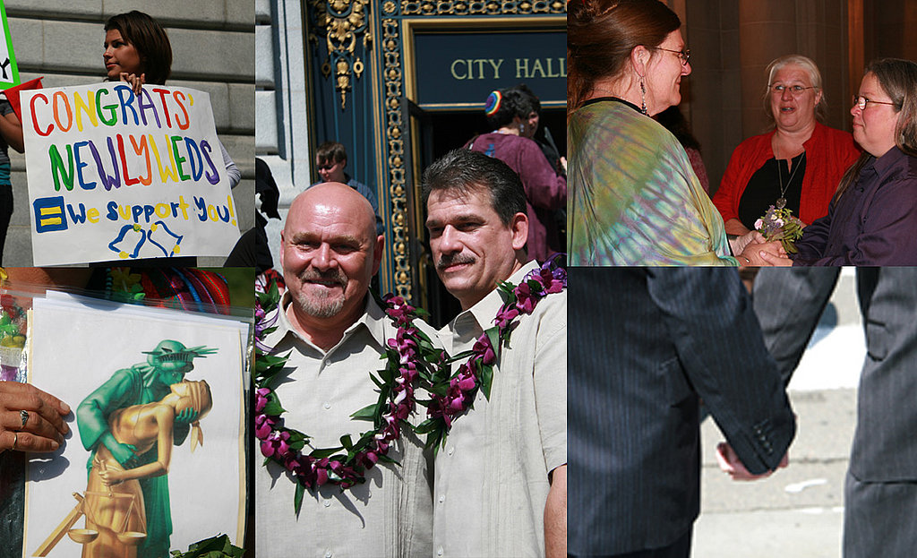 Exclusive Photos: San Francisco Celebrates Gay Marriage