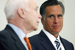 McCain Will Choose Mitt Romney for Vice President, Reports Time Magazine