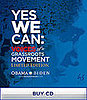 Yes We Can Buy a CD to Support Obama Campaign