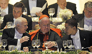 Obama and McCain at the Al Smith Dinner Video