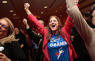Obama Wins Ohio! Takes Bush State!