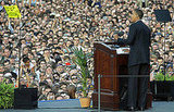 Citizen of the World Barack Obama Speaks to Berliners