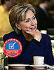 Favorite Woman in Power of 2008: Hillary Clinton
