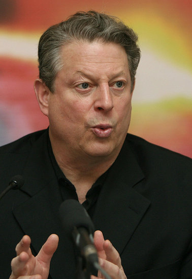Al Gore on the Myanmar Cyclone