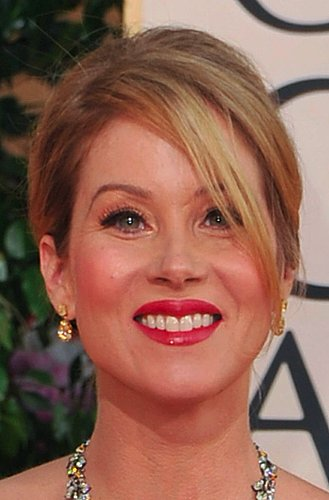 2009 Golden Globe Awards: Christina Applegate