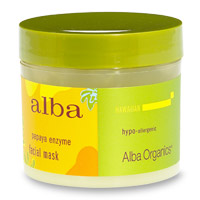 Review of Alba Hawaiian Facial Mask, Papaya Enzyme