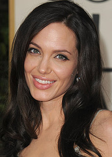 Angelina Jolie's Makeup at the 2009 Golden Globes