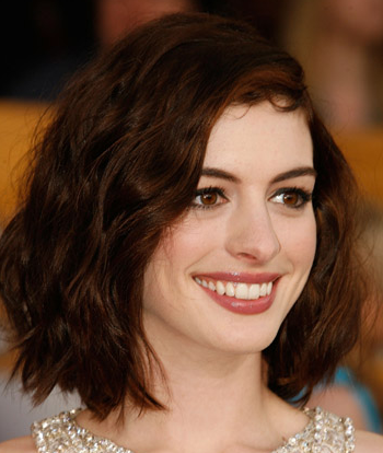 Anne Hathaway at the 2009 SAG Awards