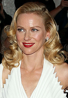 Naomi Watts at the Costume Institute Gala