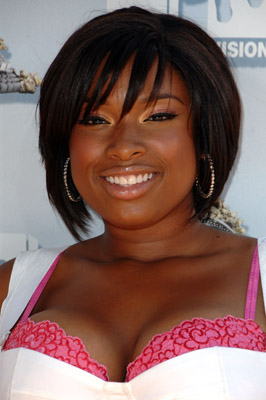 Jennifer Hudson at the 2008 MTV Movie Awards