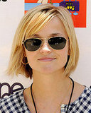 Reese Witherspoon cuts her hair into a bob