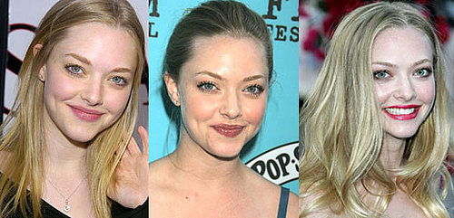 Which Pink Lipstick Do You Like Best on Amanda Seyfried?