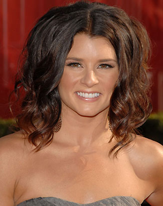 Love It or Hate It? Danica Patrick's Voluminous Waves