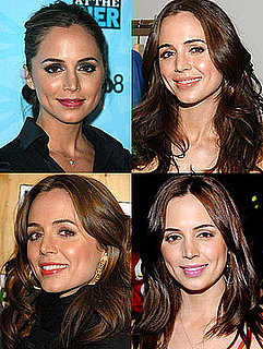 What Color Lipstick Do You Like Best on Eliza Dushku?