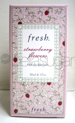 Coming Soon: Strawberry Flowers Eau de Parfum