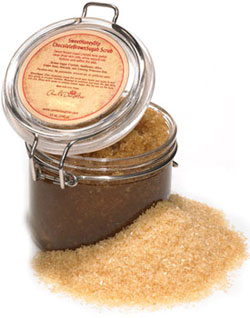 New Product Alert: Carol's Daughter SweetHoneyDip ChocolateBrownSugah Scrub