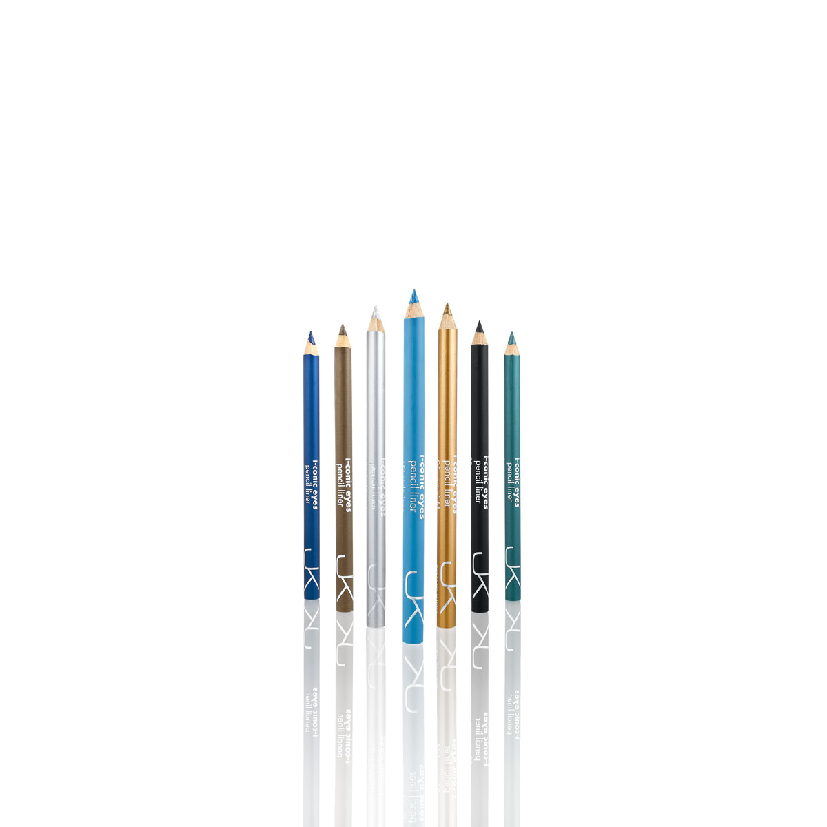 JK Jemma Kidd I-Conic Eyes Pencil Liner ($14) — comes with built-in sharpener.