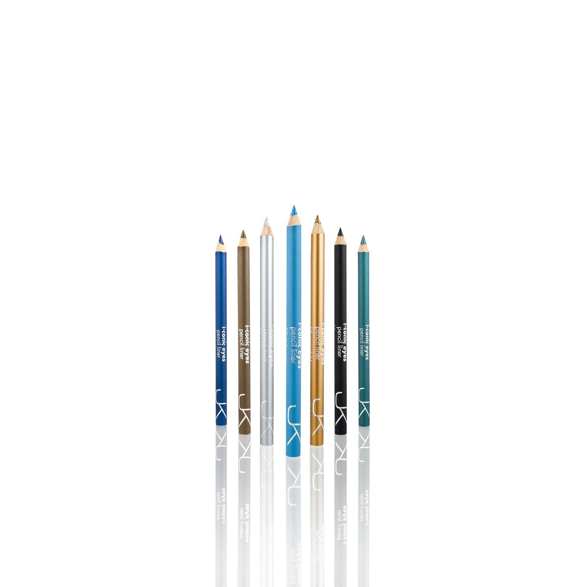 JK Jemma Kidd I-Conic Eyes Pencil Liner ($14) — comes with built-in sharpener.
