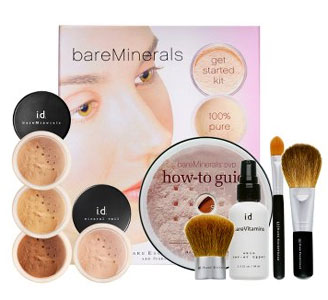 Sunday Giveaway! Bare Escentuals Get Started Kit