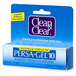 Review of Clean & Clear Persa-Gel 10