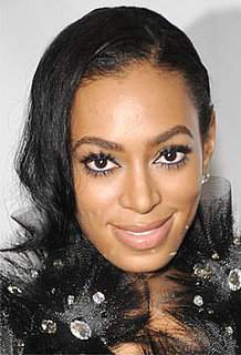 Solange Knowles' Fashion Rocks: Hair and Makeup