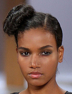 Spring 2009 3.1 Phillip Lim Hair and Makeup