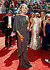 Heidi Klum's Hair at the 2008 Primetime Emmys