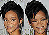Rihanna&#039;s Hair at 2008 Spirit of Life Award Dinner