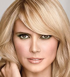 Heidi Klum Makeup Collection for Victoria's Secret