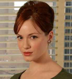 Get Joan Holloway's Makeup