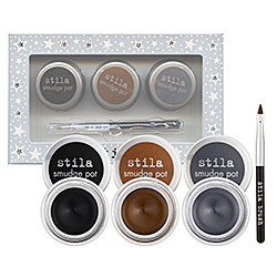 Reader Review of the Day: Stila Eyes & Shine Smudge Pot Trio Gel Eyeliner