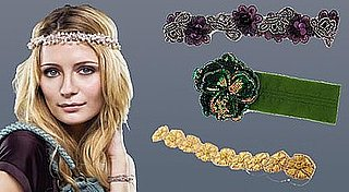 Mischa Barton Headband Line With Stacey Lapidus