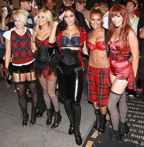 Nicole Scherzinger And Doll Domination Need Dominating