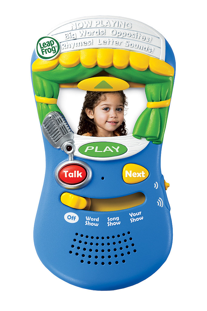 Fridge Talk Magnetic Wordplay Recorder ($22)