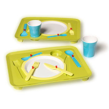 Royal VKB's Kids Puzzle Dinner Tra
