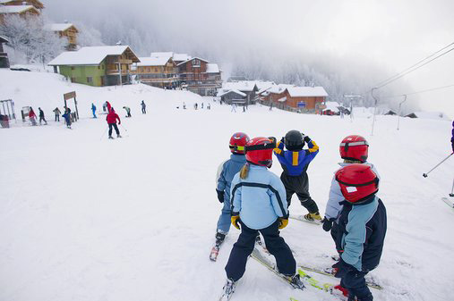 Let It Snow: Six Winter Getaways For Wee Ones