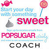 Sign Up For PopSugar Daily and Win a Coach Planner!