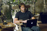 David Duchovny Heats Up His Mac on Californication