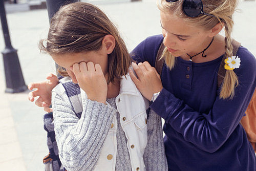 Study Says Children Are Naturally Empathetic