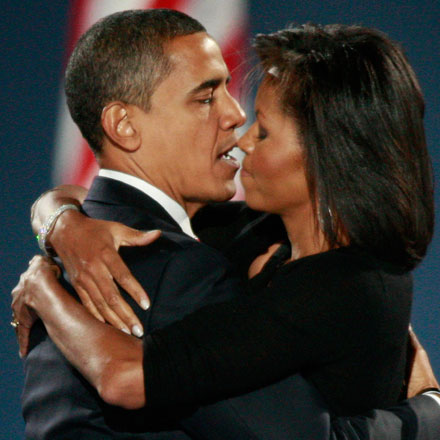 Hug It Out: Top 20 Embraces From the Presidential Campaign