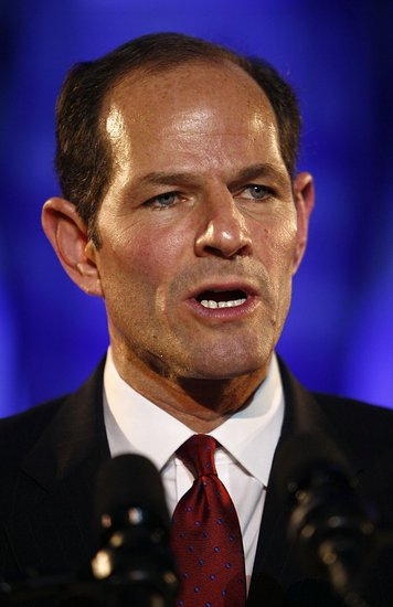 Governor Eliot Spitzer Resigns!