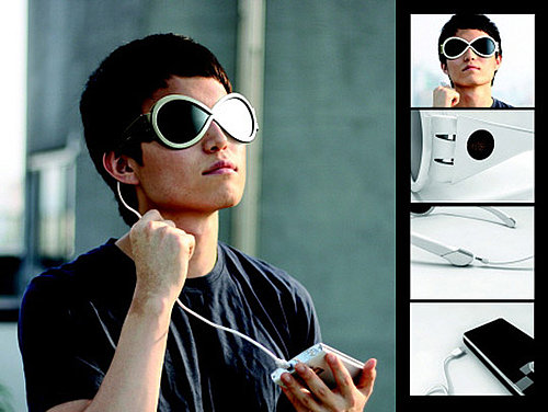 Daily Tech: Solar Sunglasses Charge Gadgets on the Go
