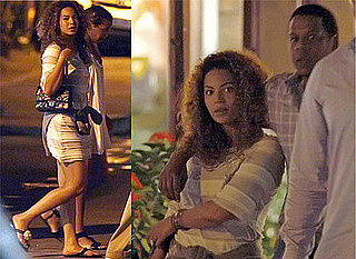 Photos Of Jay-Z and Beyonce Knowles On Holiday In St Barts Together