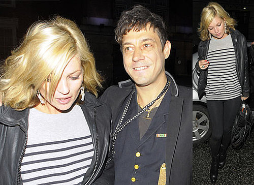 Photos of Kate Moss and Jamie Hince After Lily Allen's Concert, Beth Ditto To Design Range For Evans
