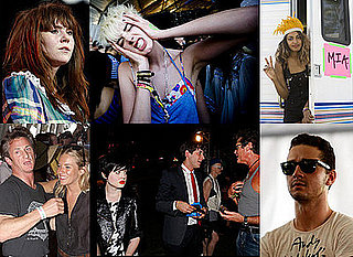 Coachella 2008: Celebrities In The Audience And On Stage