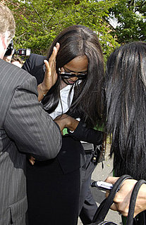 Naomi Campbell Pleads Guilty to Assaulting Police Officers at Heathrow Airport