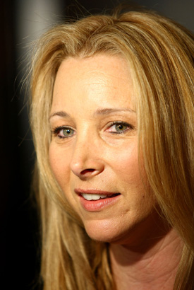 Lisa Kudrow Claims TV Offers Better Roles For Women Than Film