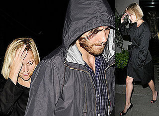 Photos Of Reese Witherspoon and Jake Gyllenhaal Out For Dinner In London